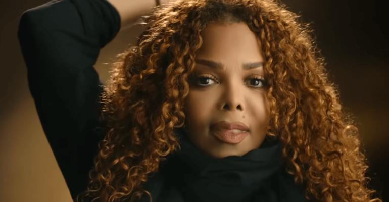 Janet Jackson, il trailer del documentario Lifetime