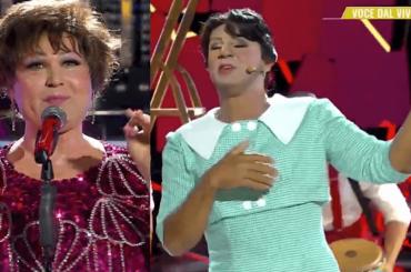 Tale e Quale Show 2021, il ritorno dell'en travesti che fa spettacolo – i video