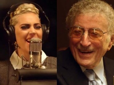 """""""Love For Sale"""", domani il video di Lady Gaga e Tony Bennett – la preview"""