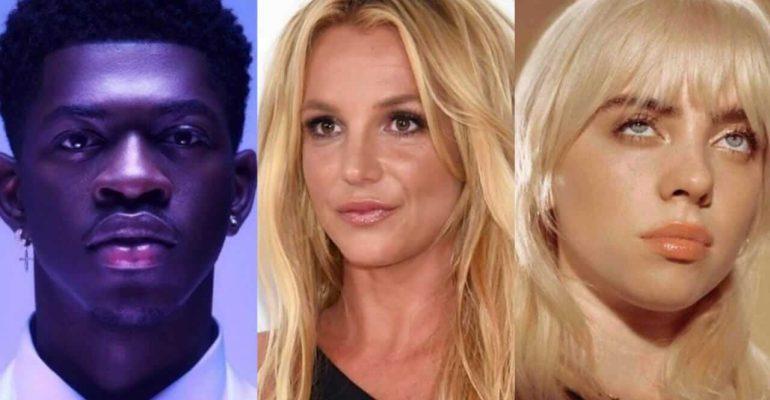 Lil Nas X, Britney Spears e Billie Eilish sono tra le 100 persone più influenti al mondo. Parola di Time