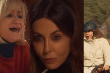 Dinner Club, primo trailer del food travelogue Amazon con Sabrina Ferilli, Littizzetto, Mastandrea e  Favino