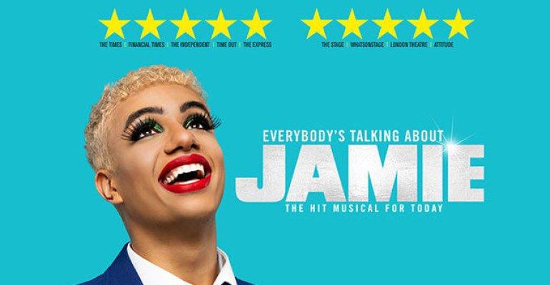 TUTTI PARLANO DI JAMIE, il musical arriva anche nei teatri d'Italia. Prima nazionale al Brancaccio di Roma