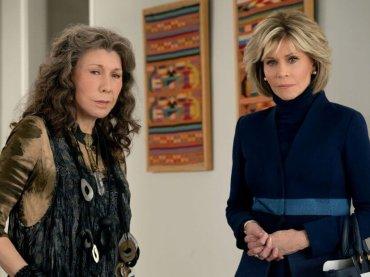 Moving On, Lily Tomlin e Jane Fonda si ritrovano per una commedia