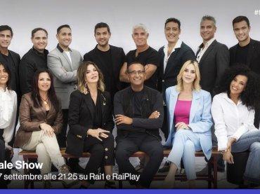 Tale e Quale Show 2021 al via, ecco chi imiterà chi nella 1a puntata: Stefania Orlando sarà Lady Gaga