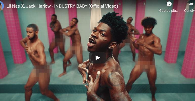 """INDUSTRY BABY di Lil Nas X fa sua la vetta Billboard. Il rapper festeggia: """"STO VENENDO!"""""""